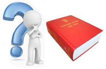 Lovverk og spørsmålstegn