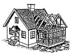 Tilbygg til bolig