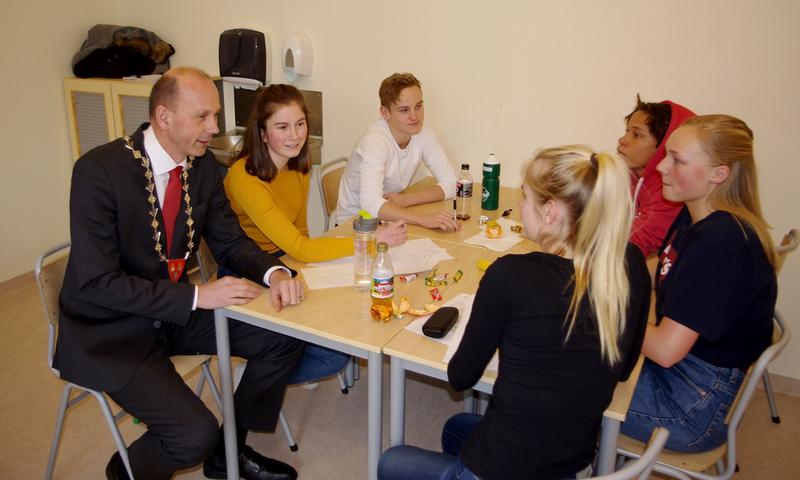 Workshop Ås ungdomsskole