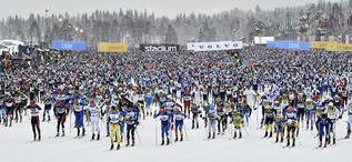 160306 Sälen-MoraVasaloppetFoto Nisse Schmidt