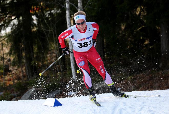 BJÖRN SANDSTRÖM byter från Täfteå IK till Piteå Elit. Han finns med i U-landslaget inför nästa säsong. Foto/rights: KJELL-ERIK KRISTIANSEN/sweski.com