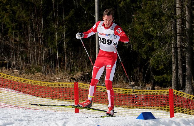 JOHAN HÄGGSTRÖM går också till Piteå Elit inför nästa säsong. Han kommer närmast från Kalix SK. Foto/rights: KJELL-ERIK KRISTIANSEN/sweski.com