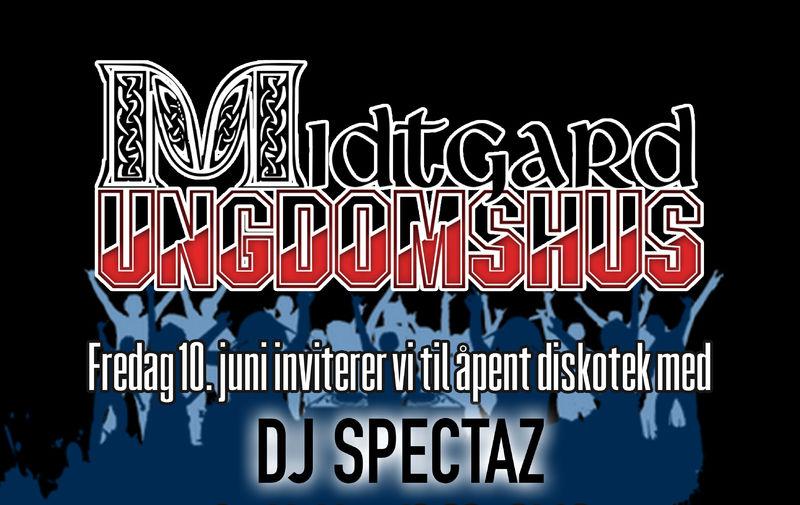 10 juni spectaz Midtgard illustrasjonsbilde