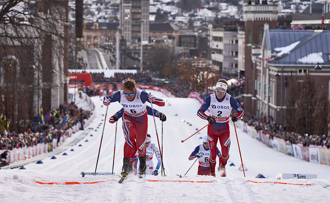 PETTER NORTHUG jr är Norges största stjärna, men nu kan vägen tillbaka till landslaget åter igen vara stängd. Foto: NORDIC FOCUS