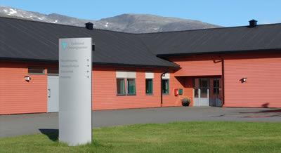 Tjeldsund omsorgssenter, Fjelldal