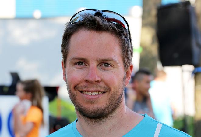 EIRIK MYHR NOSSUM var tidigare Petter Northugs personliga tränare. Nu blir han landslagstränare i det norska landslaget som Petter Northug inte är med i. Foto/rights: KJELL-ERIK KRISTIANSEN/sweski.com