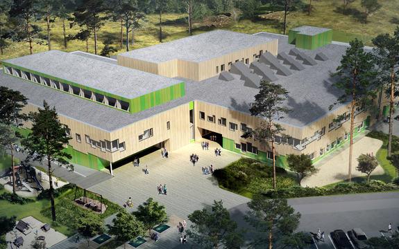 Ny Rustad skole