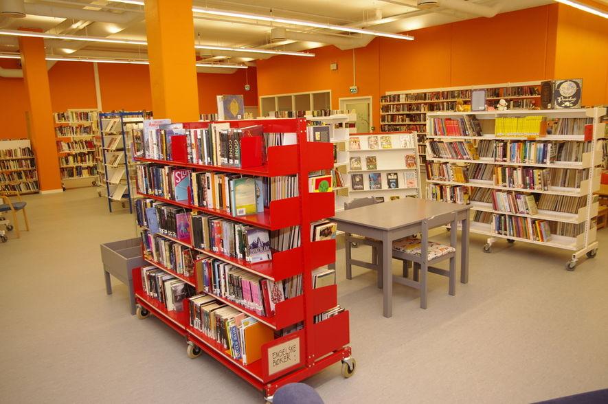 Nordby bibliotek
