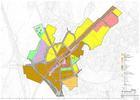 Plankart Vestby sentrum områderegulering