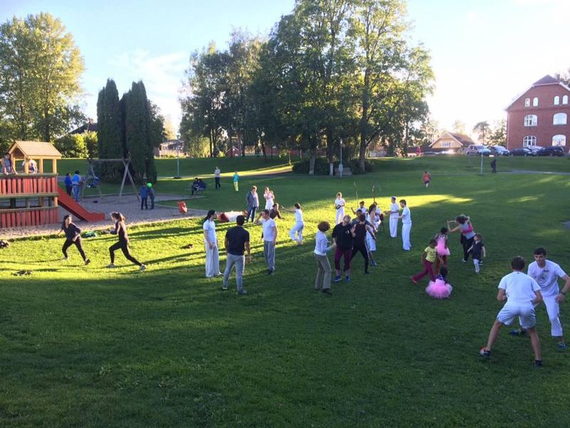 Capoeira i Rådhusparken.jpg