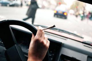 Cannabispåvirket kjøring