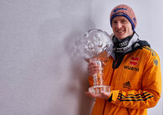 22.03.2015, Planica, Slovenia (SLO): Severin Freund (GER)- FIS world cup ski jumping, cups, Planica (SLO). www.nordicfocus.com. © Felgenhauer/NordicFocus. Every downloaded picture is fee-liable.