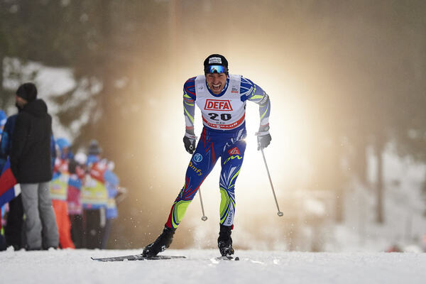 28.11.2015, Ruka, Finland (FIN):Maurice Manificat (FRA) - FIS world cup cross-country, 10km men, Ruka (FIN). www.nordicfocus.com. © Felgenhauer/NordicFocus. Every downloaded picture is fee-liable. NordicFocus