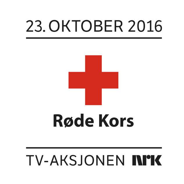 TV aksjon 2016 Røde Kors logo