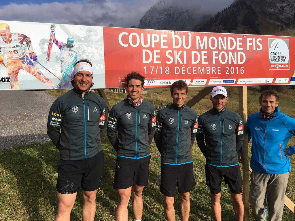 La Clusaz France  city images : En reconnaissance à La Clusaz ski nordique.net