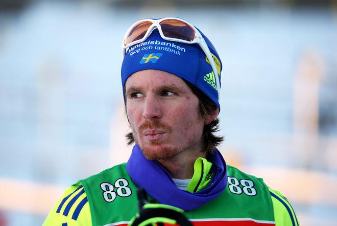TED ARMGREN vill göra något nytt och satsar på längdåkning i vinter - speciellt på långloppen i Visma Ski Classics. Foto/rights: KJELL-ERIK KRISTIANSEN/sweski.com