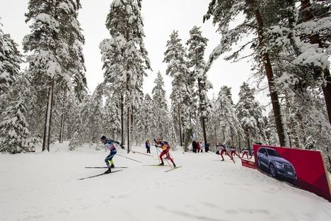 19 coupe du monde de ski de fond 2017 le teaser ski - Coupe du jura ski de fond ...