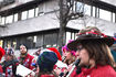 Ås blæst`n spilte så ørene flagret ved julegrana. Foto Dag H Nestegard