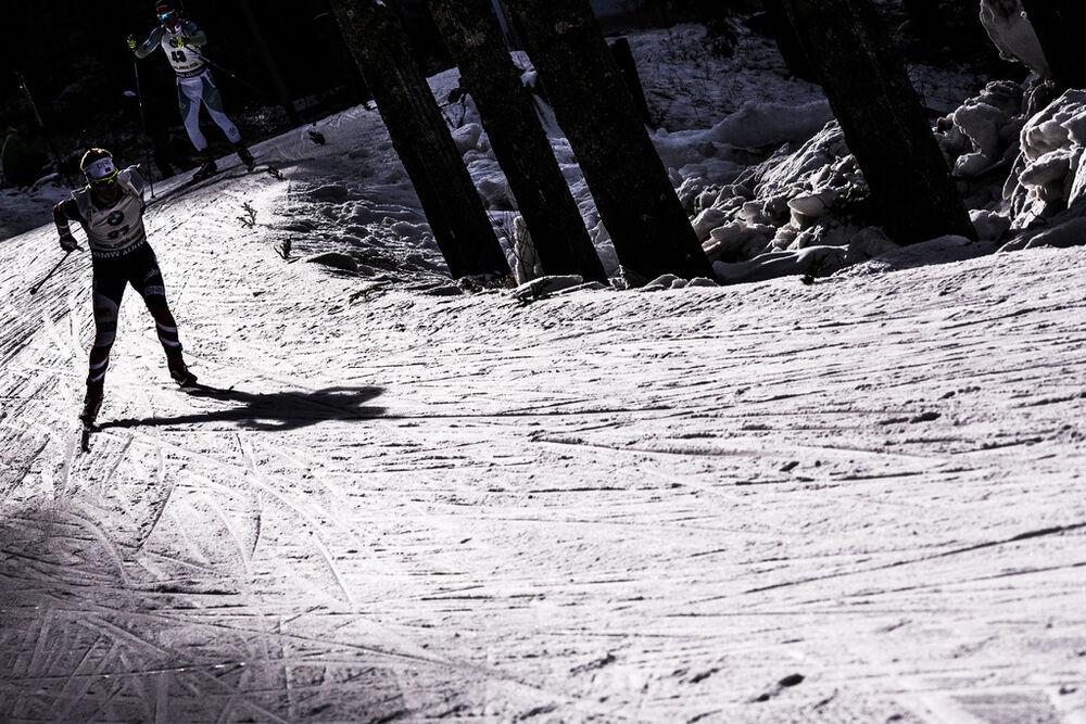 09.12.2016, Pokljuka, Slovenia (SLO):Johannes Thingnes Boe (NOR) -  IBU world cup biathlon, sprint men, Pokljuka (SLO). www.nordicfocus.com. © Manzoni/NordicFocus. Every downloaded picture is fee-liable.