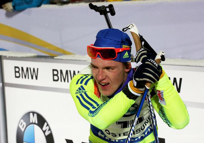 19-ÅRINGEN Sebastian Samuelsson kommer allt närmare dom 10 bästa i en världscuptävling. Idag satte han personbästa i Nove Mesto na Morave i Tjeckien med en 13:a plats i sprinttävlingen. Foto/rights: MARCELA HAVLOVA/sweski.com