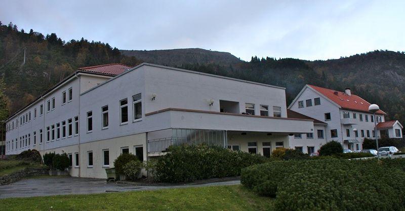 Gulen sjukeheim - Foto Bjarne Thune