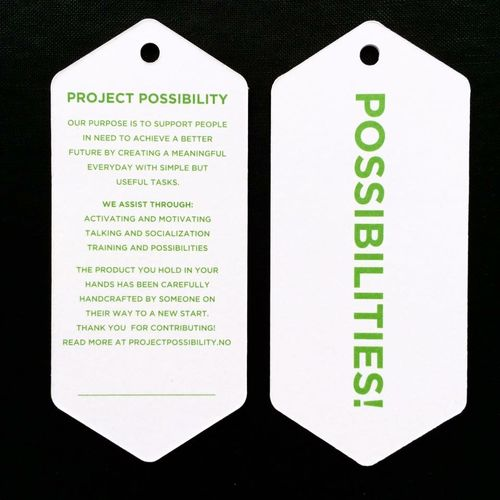 prossibitities tag