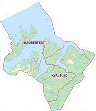 Kommunesammenslåing Hammerfest og Kvalsund