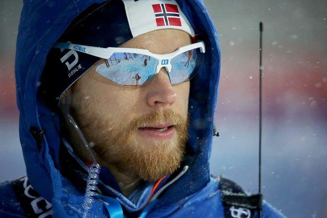 ANDERS BYSTRÖM var tidigare svensk juniorlandslagstränare, nu basar han för Norges lag till U23-VM i USA. Foto/rights: KJELL-ERIK KRISTIANSEN/sweski.com