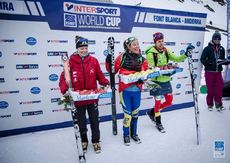 podium vertical race dames