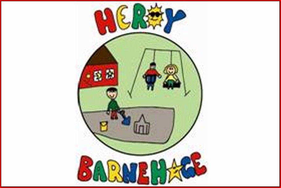 Herøy barnehage-logo