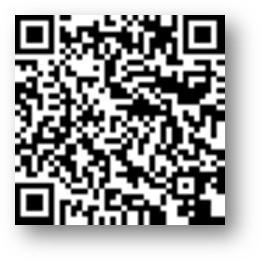 QR-kode for 2D flomveier i Ås kommune