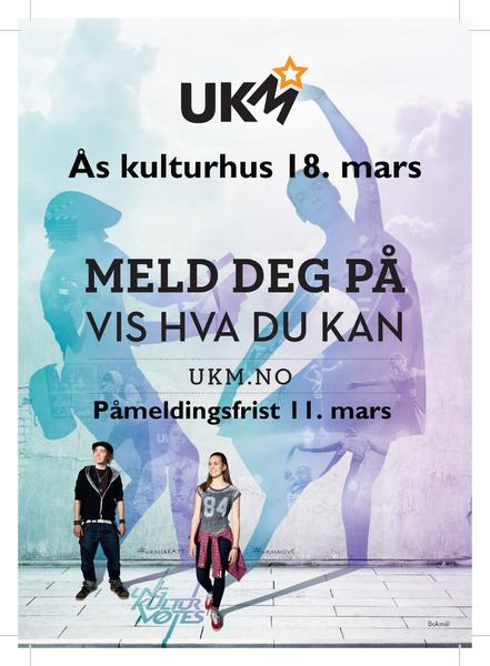 UKM 2017 plakat