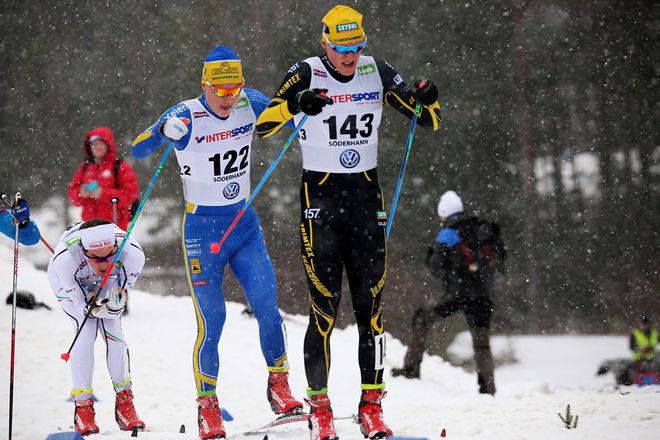 ANDREAS SVENSSON från Ulricehamn vann Västgötaloppet. Här från SM-veckan i Söderhamn. Foto/rights: MARCELA HAVLOVA/sweski.com