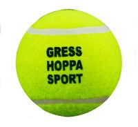 Tennisball gresshoppa