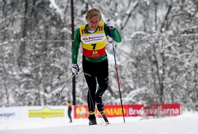 AXEL AFLODAL, Sundbybergs IK vann Scandic Cup i H17-18 efter en stark säsong. Foto/rights: KJELL-ERIK KRISTIANSEN/sweski.com