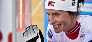 28.02.2017, Lahti, Finland (FIN):Marit Bjoergen (NOR) - FIS nordic world ski championships, cross-country, 10km women, Lahti (FIN). www.nordicfocus.com. © Thibaut/NordicFocus. Every downloaded picture is fee-liable.