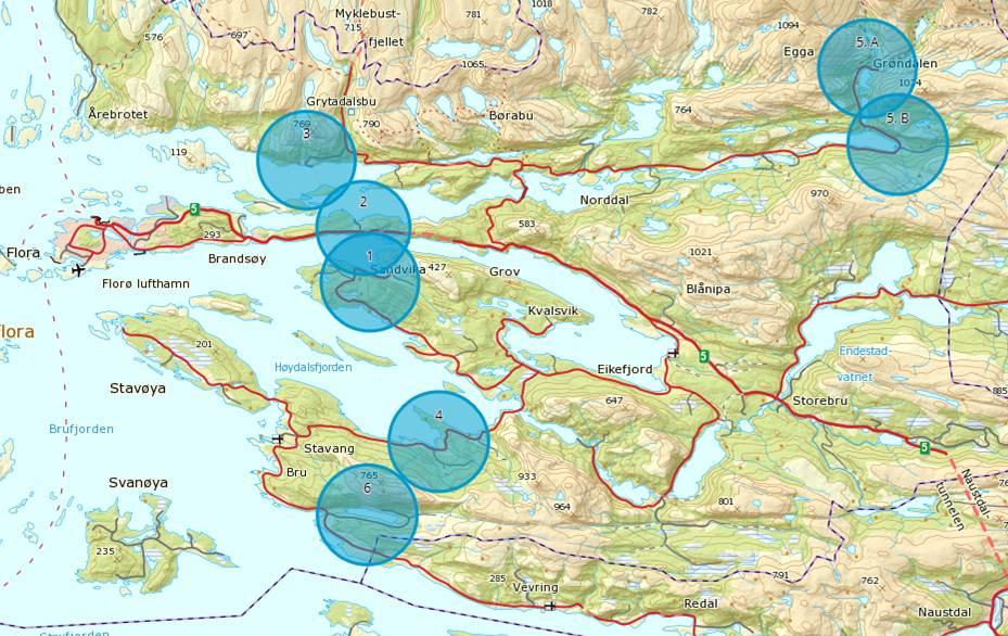 flora kommune kart Høyring: Utbygging av breiband i Flora kommune   Flora kommune flora kommune kart