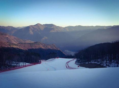 Ski alpin coupe du monde jeongseon ski - Classement coupe du monde de ski alpin ...