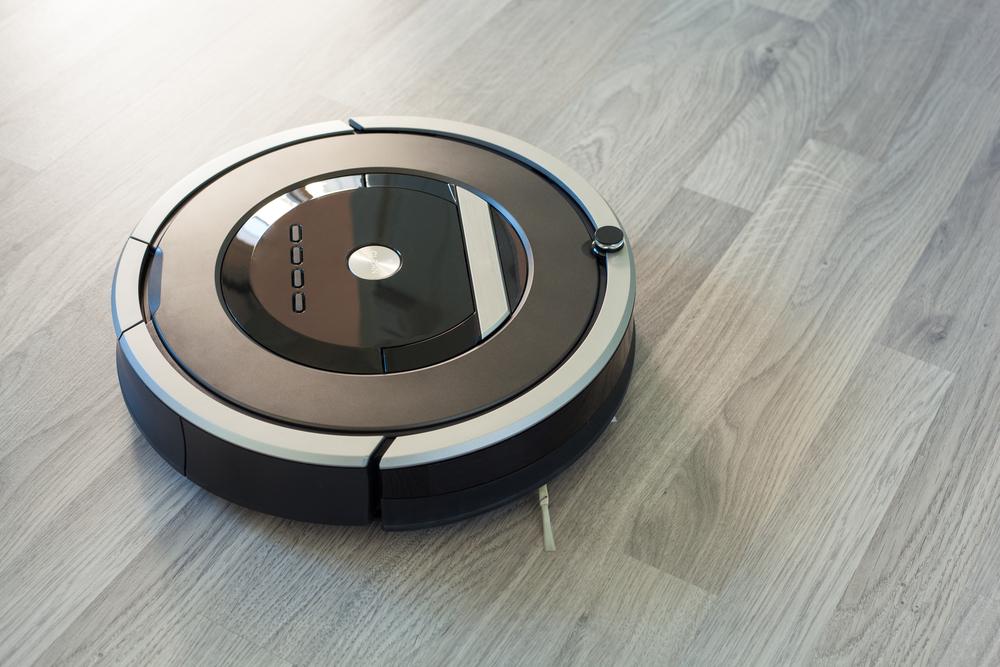 Robot rengjøringsmaskin