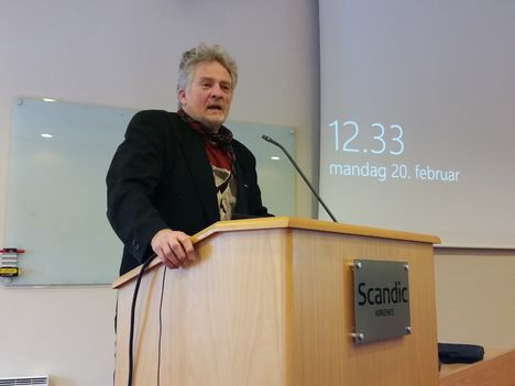 Øyvind Glosvik, Høgskolen på Vestlandet