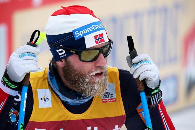 MARTIN JOHNSRUD SUNDBY har redan avgjort världscupen totalt och skippar världscupfinalen i Kanada. Foto/rights: MARCELA HAVLOVA/sweski.com