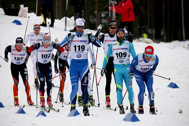 NU KAN DU följa skid-SM direkt på nätet. Umeå sänder sina tävlingar nästa helg. Här en bild från skid-SM i Söderhamn. Foto/rights: MARCELA HAVLOVA/sweski.com