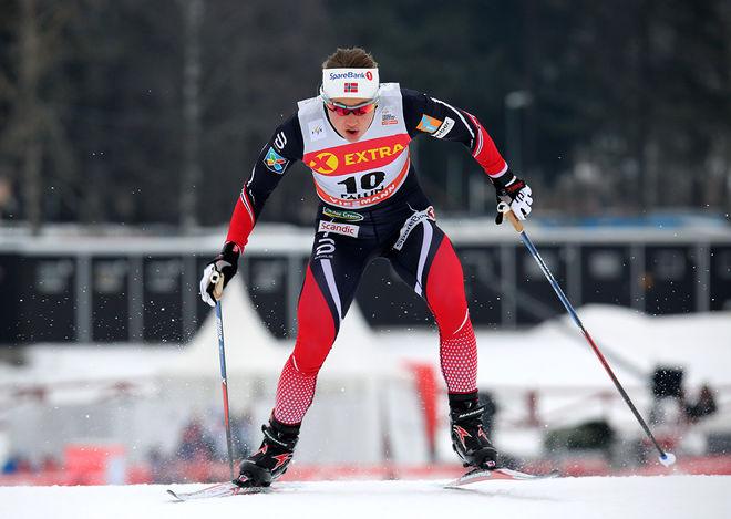 INGVILD FLUGSTAD ØSTBERG misslyckades på VM och funderade efter världscupfinalen i Kanada på att lägga av. Nu verkar det som om fortsätter ändå. Foto/rights: MARCELA HAVLOVA/sweski.com