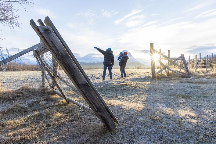 Nasjonalparklandsbyene Foto Ørjan Bertelsen