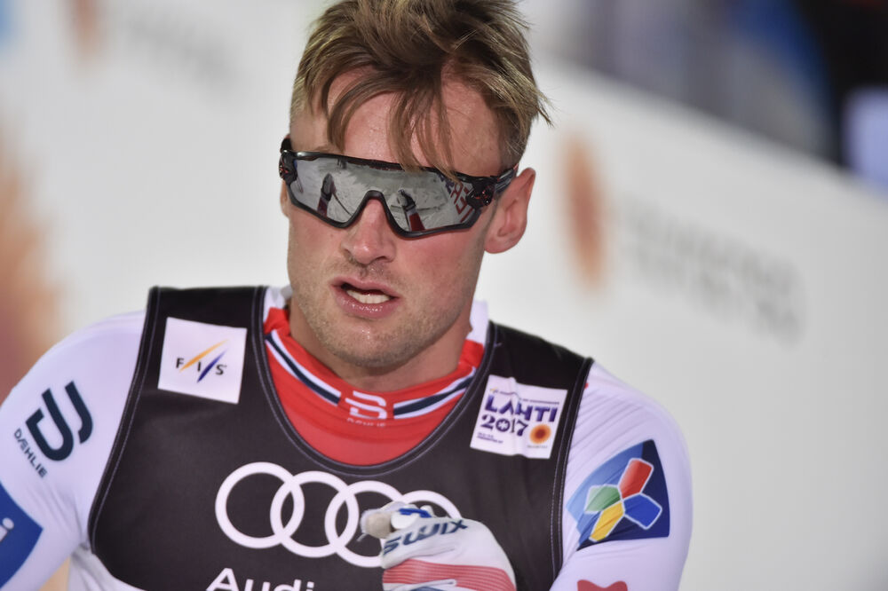 23.02.2017, Lahti, Finland (FIN):Petter Jr. Northug (NOR) - FIS nordic world ski championships, cross-country, individual sprint, Lahti (FIN). www.nordicfocus.com. © Thibaut/NordicFocus. Every downloaded picture is fee-liable.
