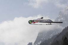 25.03.2017, Planica, Slovenia (SLO):Peter Prevc (SLO) - FIS world cup ski flying, team HS225, Planica (SLO). www.nordicfocus.com. © Modica/NordicFocus. Every downloaded picture is fee-liable.