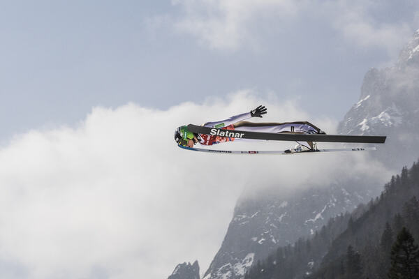 25.03.2017, Planica, Slovenia (SLO):Peter Prevc (SLO) - FIS world cup ski flying, team HS225, Planica (SLO). www.nordicfocus.com. © Modica/NordicFocus. Every downloaded picture is fee-liable. NordicFocus