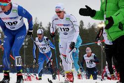 SKID-SM i Söderhamn blev årets höjdpunkt för Viktor, där han åkte hem en 5:e plats. Foto/rights: MARCELA HAVLOVA/sweski.com