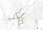 Kart over felles offentlig infrastruktur som er omfattet av modellen_600x424