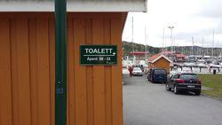Offentlig toaletter i Son